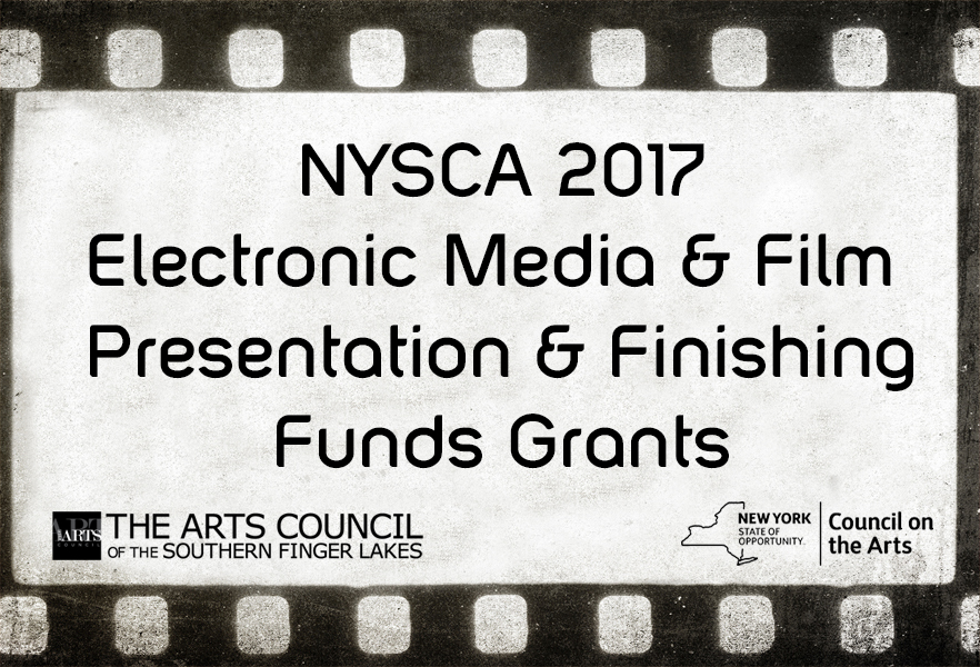 Electronic Media and Film Presentation Funds Grants